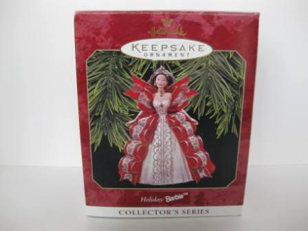 Holiday Barbie Keepsake Ornament by Hallmark (1997)